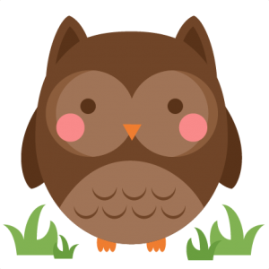 Forest Owl SVG cutting files freebie of the day miss kate svg cut files cute cut files for cricut cute svgs