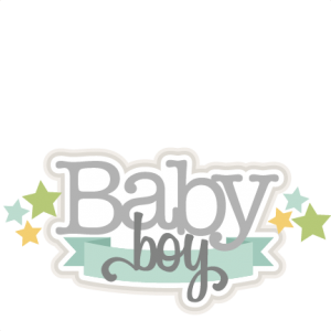 Baby Boy SVG scrapbook title baby svg cut files for cricut cute svg cuts cute cut files for scrapbooking