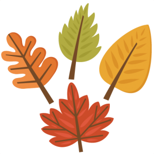 Fall Leaf Set SVG cutting files for scrapbooking fall svg cut files for cricut cute cut files free svg cuts