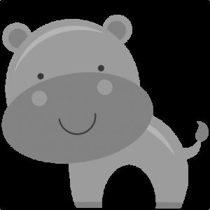 Hippo SVG cutting file hippo svg cut file free svgs free svg cuts