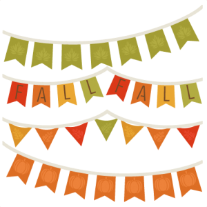 Fall Banners SVG cutting file for scrapbooking autumn svg cut files free svgs cute cut files for cricut