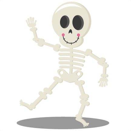 Image result for cute halloween skeleton