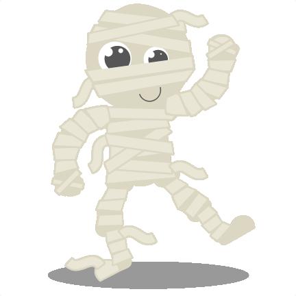 dancing mummy svg cutting files halloween svg cuts halloween scal files cutting files for cricut free svgs - Dancing Halloween