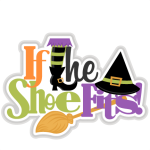 If The Shoe Fits SVG scrapbook title for cricut cute cut files for scrapbooking free svg cuts free svgs