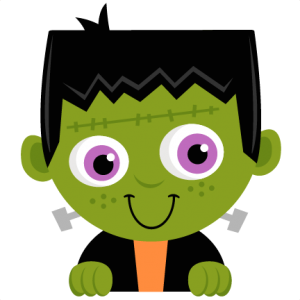 Peeking Frankenstein SVG scrapbook title SVG cutting files crow svg cut file halloween cute files for cricut cute cut files free svgs