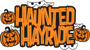 Haunted Hayride SVG cutting files bat svg cut file halloween cute files for cricut cute cut files free svgs