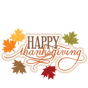 Happy Thanksgiving SVG scrapbook title thanksgiving svg cut file cute cut files cute cricut cut files free svgs