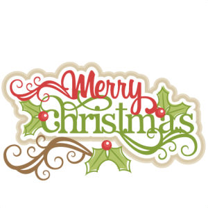 Merry Christmas SVG scrapbook title christmas cut outs for cricut cute svg cut files free svgs cute svg cuts