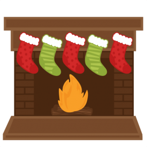 Christmas Fireplace stockings SVG scrapbook shapes christmas cut outs for cricut cute svg cut files free svgs cute svg cuts