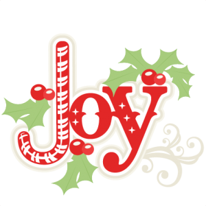 Joy Title SVG scrapbook title christmas cut outs for cricut cute svg cut files free svgs cute svg cuts