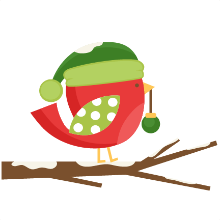 bird svg scrapbook title christmas cut outs for cricut cute svg cut rh misskatecuttables com Christmas Dog Clip Art christmas red bird clip art