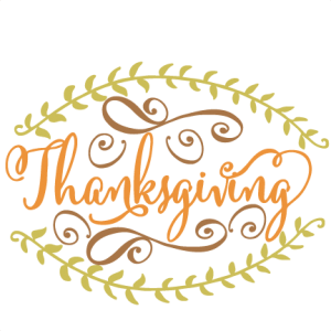 Thanksgiving Title SVG cutting file thanksgiving svg cuts cute clip art clipart turkey cut file for scrapbooking