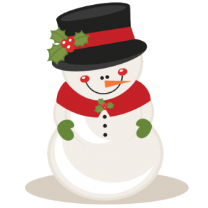 Christmas Snowman scrapbook clip art christmas cut outs for cricut cute svg cut files free svgs cute svg cuts