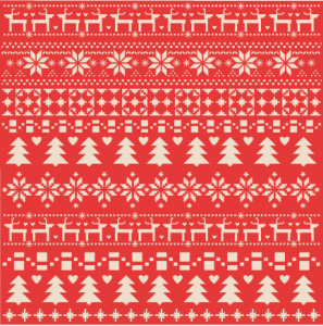 Fair Isle Christmas scrapbook paper clip art  christmas cut outs for cricut cute svg cut files free svgs cute svg cuts