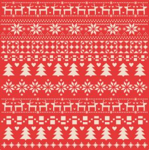 Fair Isle Christmas scrapbook paper clip art  christmas cut outs for cricut cute svg cut files free svgs cute svg cuts