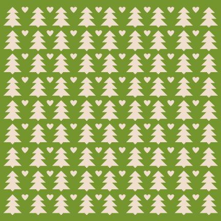Christmas Scrapbook Paper.Christmas Tree Fair Isle Christmas Scrapbook Paper Clip Art