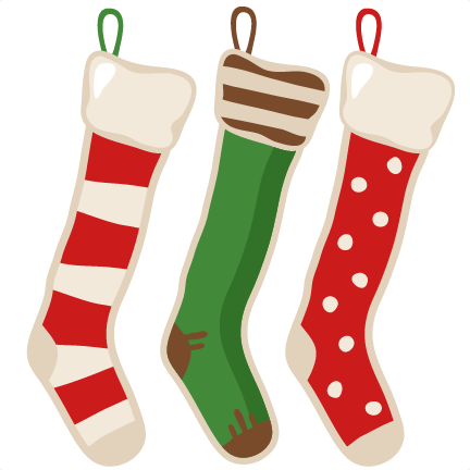 vintage christmas stockings cut files for cricut svg cutting files for scrapbooking cute cut files christmas - Vintage Christmas Stockings