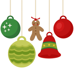 Christmas Ornaments scrapbook clip art christmas cut outs for cricut cute svg cut files free svgs cute svg cuts