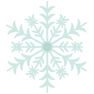 Snowflake winter SVG scrapbook title winter svg cut file snowflake svg cut files for cricut cute svgs free