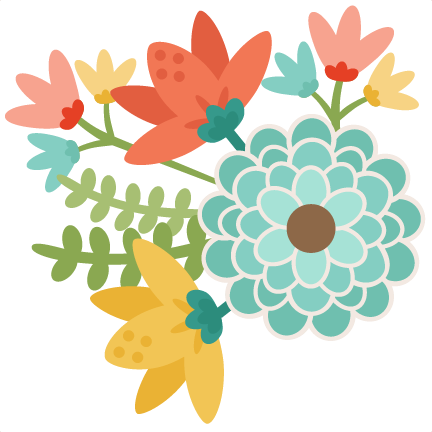 Download Flower Group cut file SVG cutting file for scrapbooking ...