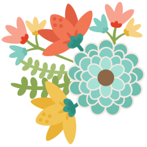 Flower Group cut file SVG cutting file for scrapbooking flower svg cut files free svgs cute cut files for cricut