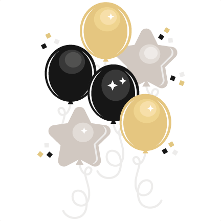 new year s eve balloons svg cutting files for scrapbooking cute clip art balloon clipare free svg cut files eve balloons svg cutting files