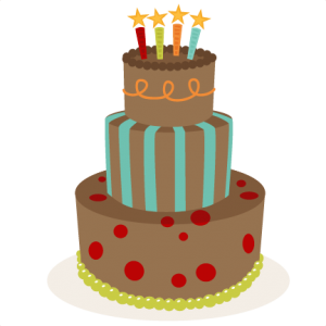 Birthday Cake SVG scrapbook birthday svg cut files birthday svg files free svgs free svg cuts