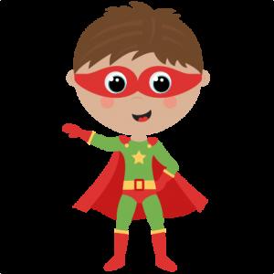 Boy Superhero cute cut files SVG cutting files for scrapbooking superhero clipart clip art cute free svg cuts