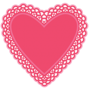 Heart Doily SVG cutting files for scrapbooking free svg cuts cute cut files for cricut cute svgs