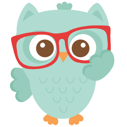 nerdy owl scrapbook cuts svg cutting files doodle cut Colorful Owl Art Cute Owl Pictures to Color