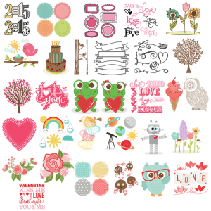 Miss Kate Cuttables January 2015 Freebies Free SVG files for scrapbooking free svg files for cricut machines free svg files