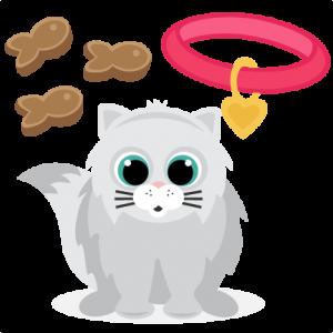 Cat Set SVG scrapbook title cat svg cut files kitten svg cut files free svgs free svg cuts