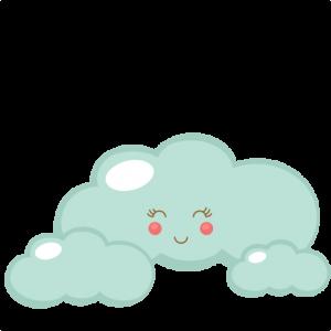 Pretty Cloud cut file SVG cutting file for scrapbooking sun svg cut files free svgs cute cut files for cricut