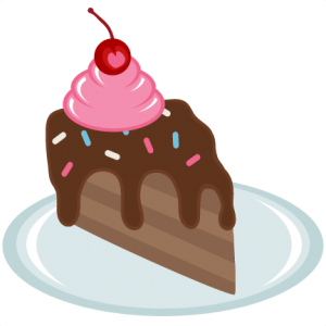 Piece of Cake SVG cut files for scrapbooking cherry svg cut files free svgs free svg cuts cute cut files silhouette cricut
