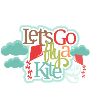 Let's Go Fly A Kite SVG scrapbook cut file cute clipart files for silhouette cricut pazzles free svgs free svg cuts cute cut files