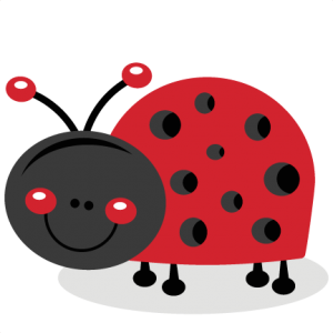 Cute Ladybug SVG cutting files for cricut silhouette pazzles free svg cuts free svgs cut cute files for scrapbooking
